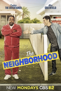 The Neighborhood (1ª Temporada) - Poster / Capa / Cartaz - Oficial 1