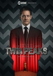 Twin Peaks (3ª Temporada) - Poster / Capa / Cartaz - Oficial 3