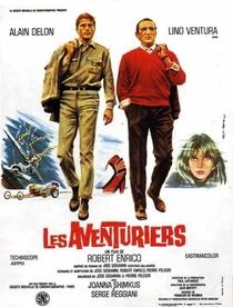 Os Aventureiros - Poster / Capa / Cartaz - Oficial 1