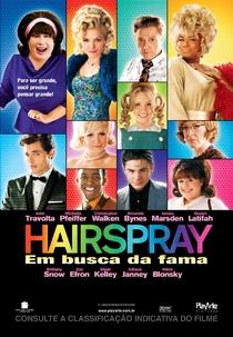 Hairspray - Em Busca da Fama - Poster / Capa / Cartaz - Oficial 3