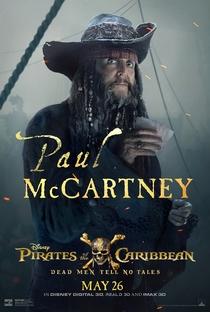 Piratas do Caribe: A Vingança de Salazar - Poster / Capa / Cartaz - Oficial 11