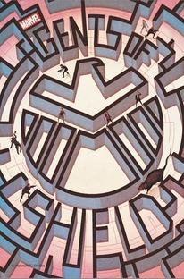 Agentes da S.H.I.E.L.D. (1ª Temporada) - Poster / Capa / Cartaz - Oficial 4