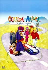 Corrida Maluca - Poster / Capa / Cartaz - Oficial 2