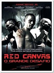 Red Canvas: O Grande Desafio - Poster / Capa / Cartaz - Oficial 1