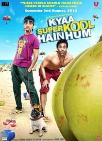 Kyaa Super Kool Hum Hain - Poster / Capa / Cartaz - Oficial 2