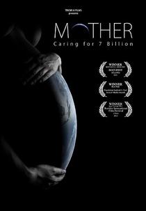 Terra: Mãe de 7 Bilhões - Poster / Capa / Cartaz - Oficial 1