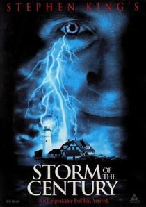 A Tempestade do Século - Poster / Capa / Cartaz - Oficial 1