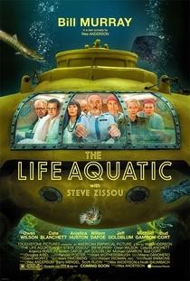 A Vida Marinha com Steve Zissou - Poster / Capa / Cartaz - Oficial 1