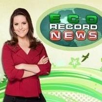 Eco Record News - Poster / Capa / Cartaz - Oficial 1