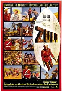 Zulu - Poster / Capa / Cartaz - Oficial 2
