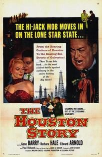 Bandoleiros de Houston - Poster / Capa / Cartaz - Oficial 1