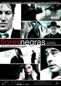 Flores Negras - Poster / Capa / Cartaz - Oficial 1