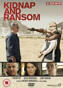 Kidnap and Ransom - Poster / Capa / Cartaz - Oficial 1