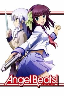 Angel Beats! - Poster / Capa / Cartaz - Oficial 4