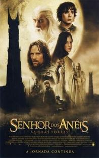 O Senhor dos Anéis: As Duas Torres - Poster / Capa / Cartaz - Oficial 2