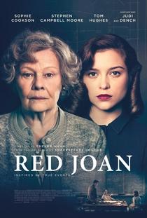 A Espiã Vermelha - Poster / Capa / Cartaz - Oficial 4