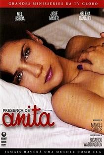 Presença de Anita - Poster / Capa / Cartaz - Oficial 2