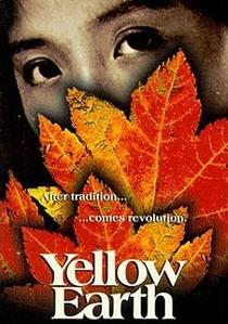 Terra Amarela - Poster / Capa / Cartaz - Oficial 2