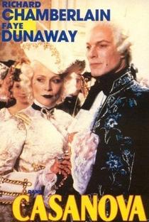 Casanova: O Maior Amante de Todos os Tempos - Poster / Capa / Cartaz - Oficial 1