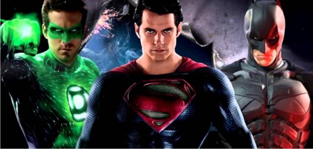 Outros nove filmes da DC estão desenvolvendo