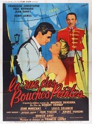 A Rua dos Lábios Pintados - Poster / Capa / Cartaz - Oficial 1