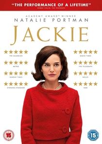 Jackie - Poster / Capa / Cartaz - Oficial 6