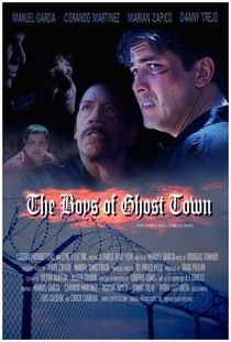 The Boys of Ghost Town - Poster / Capa / Cartaz - Oficial 1