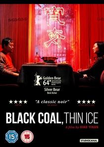 Carvão Negro - Poster / Capa / Cartaz - Oficial 17