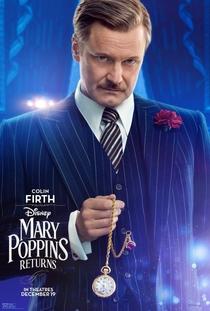 O Retorno de Mary Poppins - Poster / Capa / Cartaz - Oficial 10