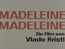 Madeleine, Madeleine - Poster / Capa / Cartaz - Oficial 1