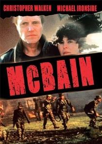 McBain - O Guerreiro Moderno - Poster / Capa / Cartaz - Oficial 3