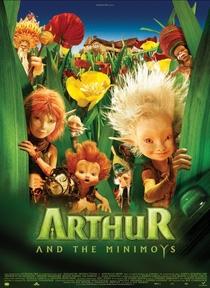 Arthur e os Minimoys - Poster / Capa / Cartaz - Oficial 6