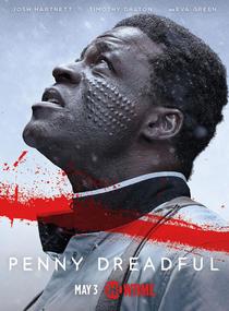 Penny Dreadful (2ª Temporada) - Poster / Capa / Cartaz - Oficial 6