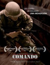 Comando - Poster / Capa / Cartaz - Oficial 1