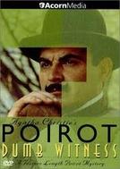 Poirot Perde uma Cliente (Dumb Witness)