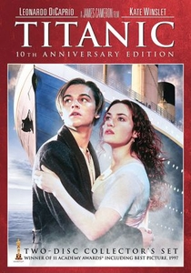 Titanic - Poster / Capa / Cartaz - Oficial 10