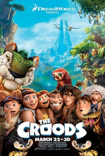 Os Croods - Poster / Capa / Cartaz - Oficial 6