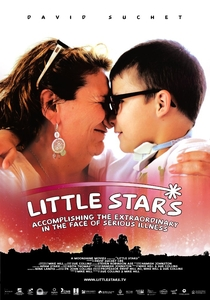 Little Stars - Accomplishing the Extraordinary in Face of Serious Illness - Poster / Capa / Cartaz - Oficial 1