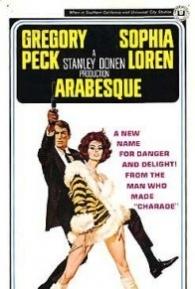 Arabesque - Poster / Capa / Cartaz - Oficial 3
