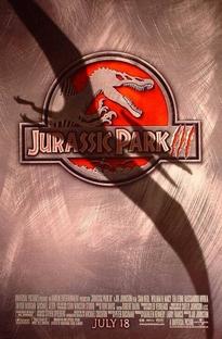 Jurassic Park III - Poster / Capa / Cartaz - Oficial 3