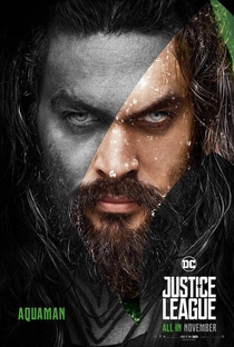 Liga da Justiça - Poster / Capa / Cartaz - Oficial 33
