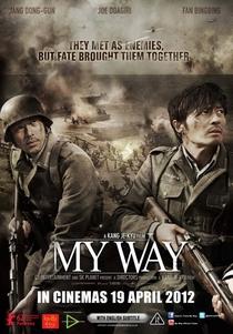 My Way - Poster / Capa / Cartaz - Oficial 3