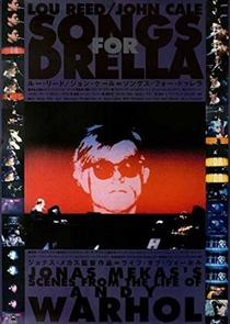 Cenas da Vida de Andy Warhol: Amizades e Interseções - Poster / Capa / Cartaz - Oficial 1