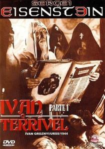 Ivan, o Terrível - Parte I - Poster / Capa / Cartaz - Oficial 2