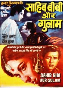 Sahib Bibi Aur Ghulam - Poster / Capa / Cartaz - Oficial 1