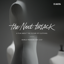 The Next Black - a film about the future of clothing - Poster / Capa / Cartaz - Oficial 1