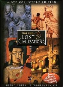 Civilizações Perdidas - Poster / Capa / Cartaz - Oficial 2