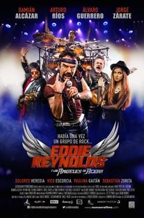 Eddie Reynolds e os Anjos do Rock - Poster / Capa / Cartaz - Oficial 1