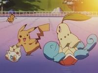 Pikachu's Winter Vacation - Poster / Capa / Cartaz - Oficial 1
