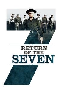 A Volta dos Sete Homens - Poster / Capa / Cartaz - Oficial 5